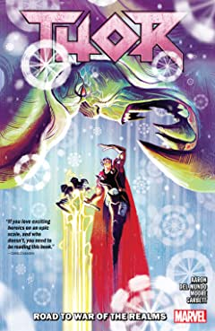 Thor Tome 2: Road To War Of The Realms