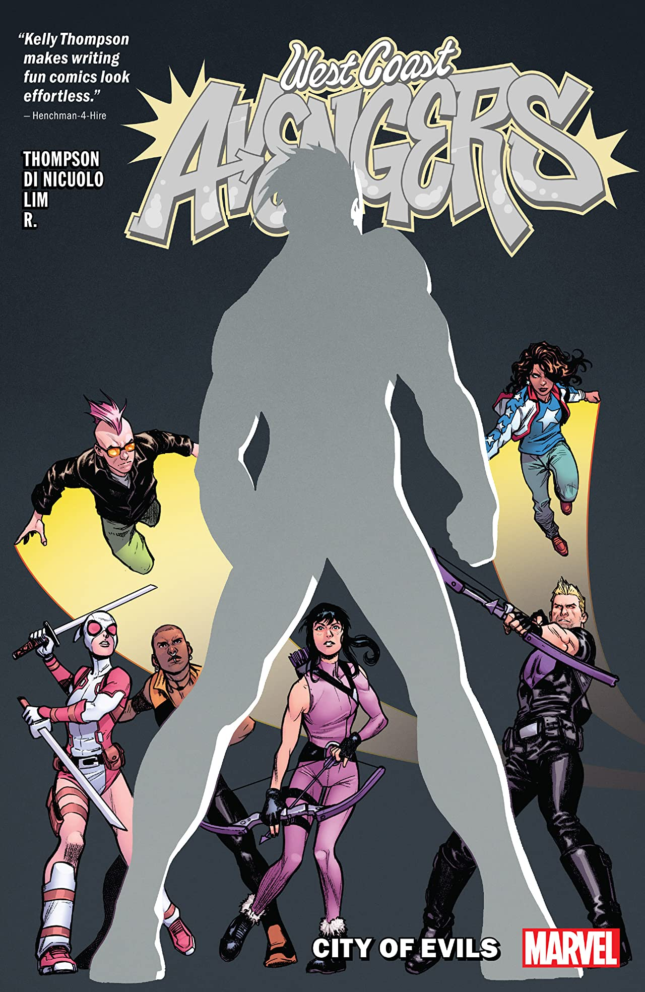 West Coast Avengers Vol. 2: City Of Evils