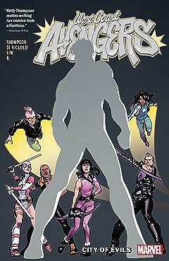 West Coast Avengers Vol. 2: City Of Evils