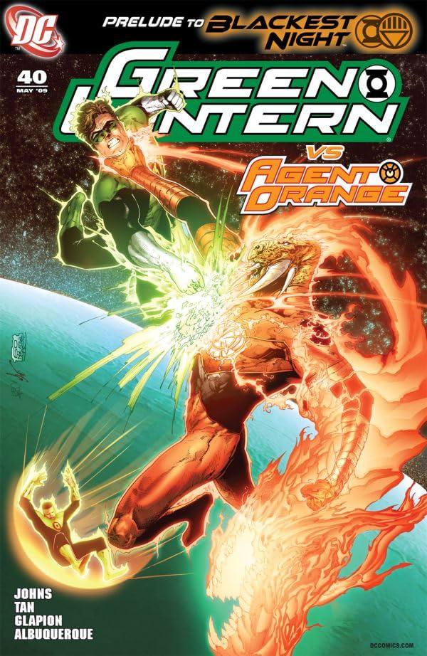 Green Lantern (2005-2011) #40