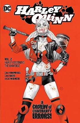 Harley Quinn (2016-) Vol. 2: Harley Destroys the Universe