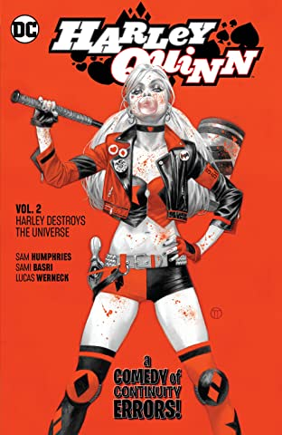 Harley Quinn (2016-) Vol. 2: Harley Destroys the Universe