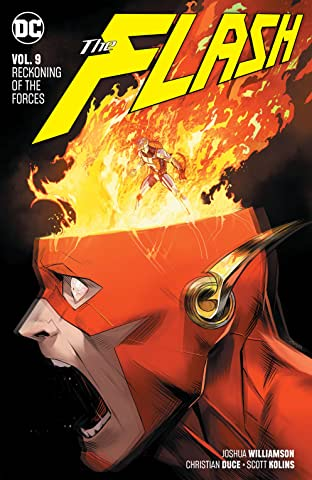 The Flash (2016-) Tome 9: Reckoning of the Forces