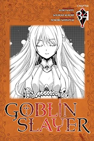 Goblin Slayer No.34