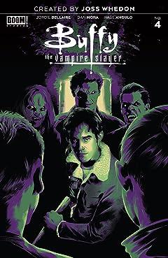 Buffy the Vampire Slayer No.4