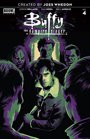 Buffy the Vampire Slayer No.4