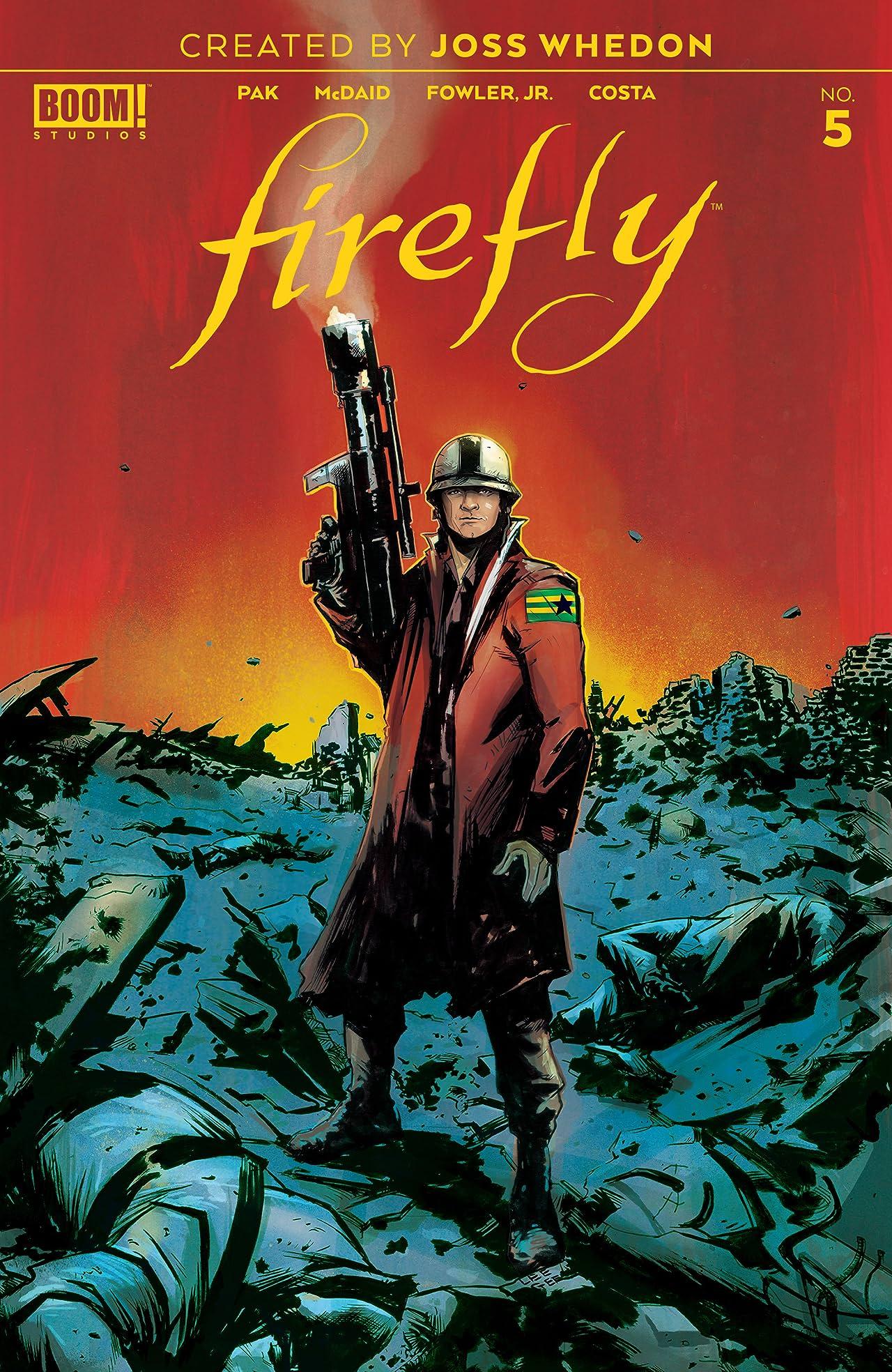 Firefly No.5