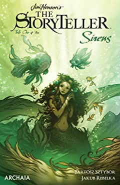 Jim Henson's The Storyteller: Sirens #1