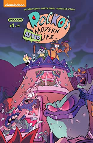 Rocko's Modern Afterlife #1
