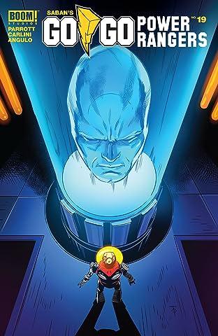 Saban's Go Go Power Rangers #19