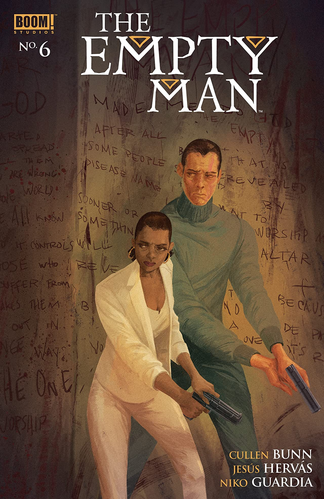 The Empty Man (2018) #6