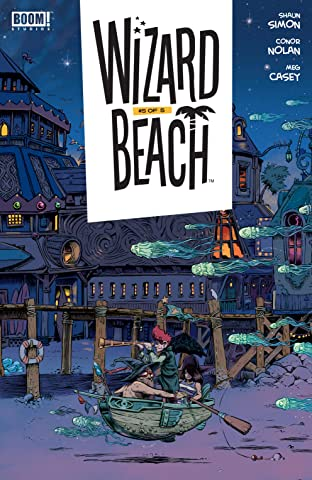 Wizard Beach No.5