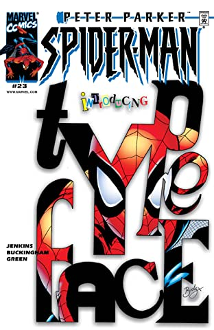 Peter Parker: Spider-Man (1999-2003) #23