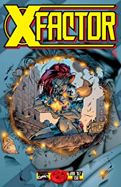 X-Factor (1986-1998) #130
