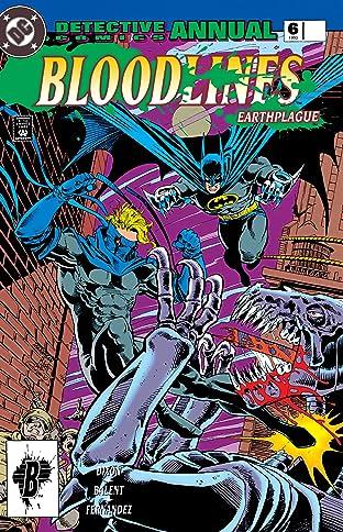 Detective Comics (1937-2011) Annual No.6