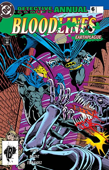 Detective Comics (1937-2011) Annual No.6