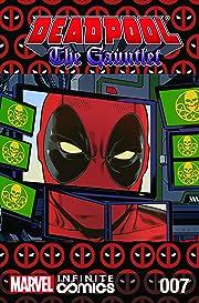 Deadpool: The Gauntlet Infinite Comic #7