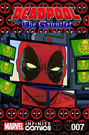 Deadpool: The Gauntlet Infinite Comic #7