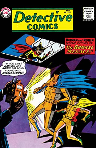 Detective Comics (1937-2011) No.302