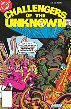 Challengers of the Unknown (1958-1978) #83