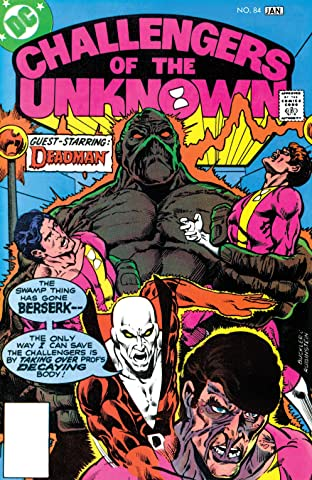 Challengers of the Unknown (1958-1978) #84