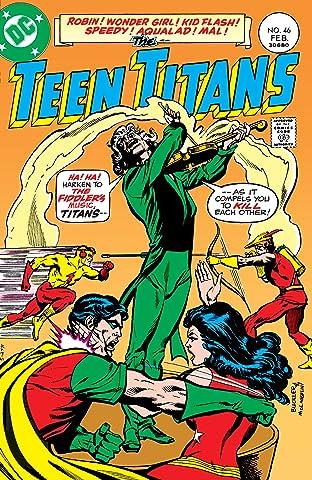 Teen Titans (1966-1978) No.46