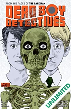 The Dead Boy Detectives (2013-2014) #3