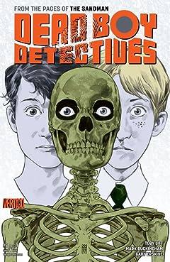 The Dead Boy Detectives (2013-2014) No.3