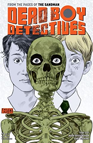 The Dead Boy Detectives (2014-) #3