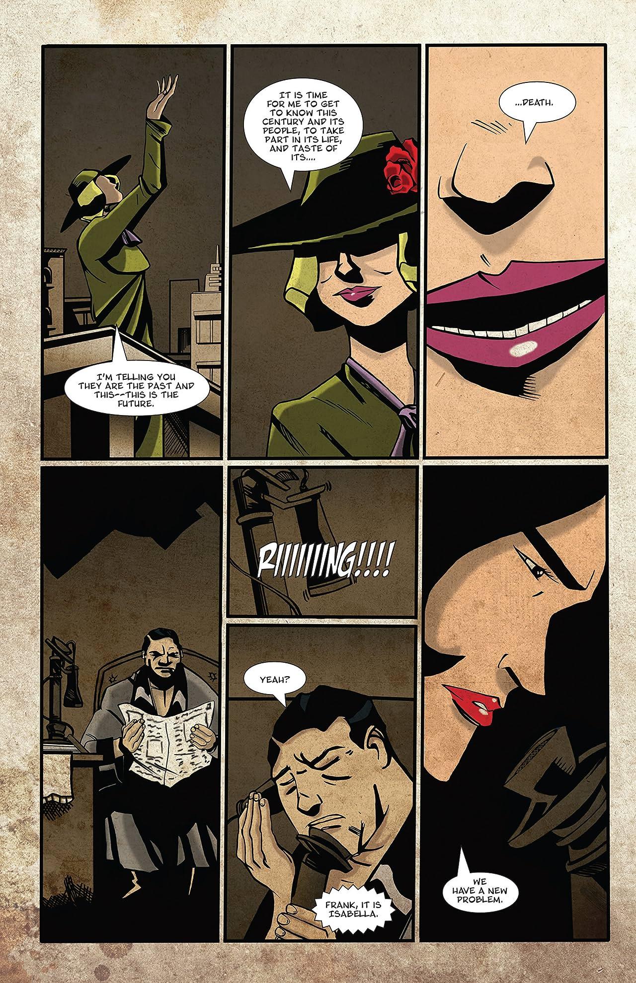 Mobster Graveyard #2