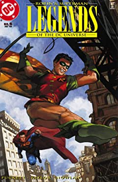 Legends of the DC Universe No.6