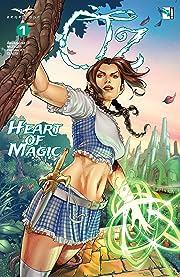 Oz: Heart of Magic #1