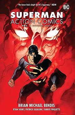 Superman - Action Comics (2016-) Tome 1: Invisible Mafia