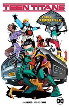 Teen Titans (2016-) Tome 1: Full Throttle