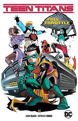 Teen Titans (2016-) Vol. 1: Full Throttle