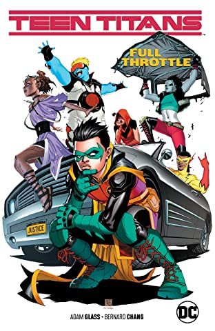 Teen Titans (2016-) Tome 1: Full Throttle