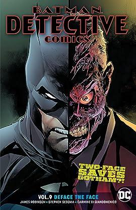 Batman - Detective Comics (2016-) Vol. 9: Deface the Face