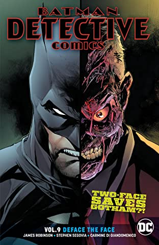 Batman - Detective Comics (2016-) Tome 9: Deface the Face