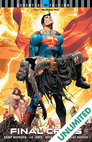 Final Crisis (DC Essential Edition)