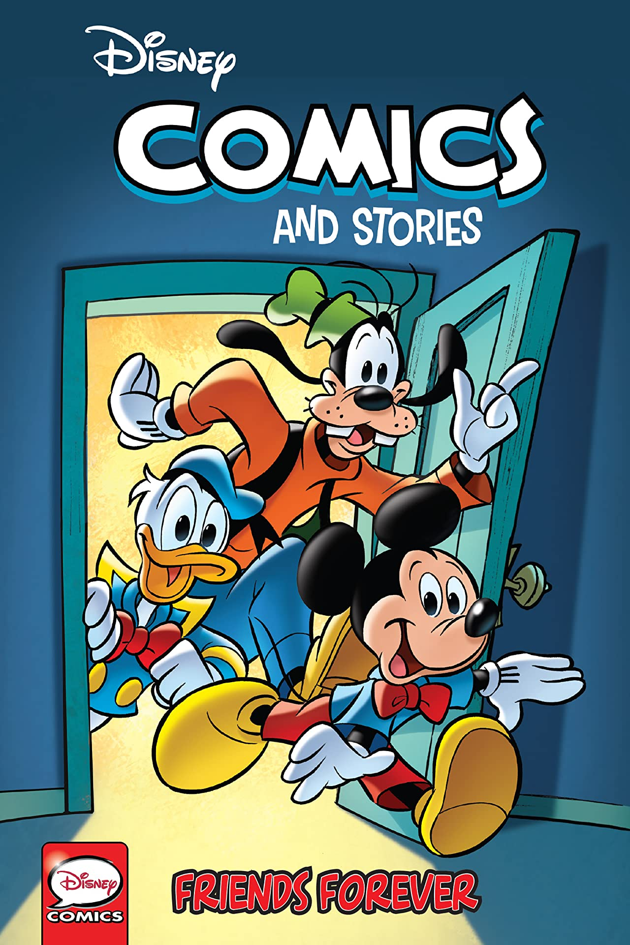 Disney Comics and Stories: Friends Forever