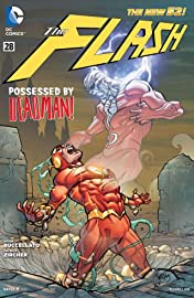 The Flash (2011-2016) #28