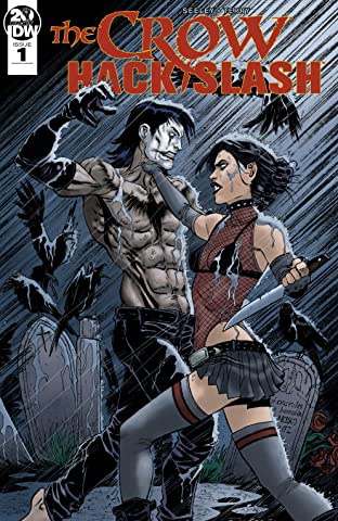 Crow: Hack/Slash #1