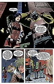 Crow: Hack/Slash #1