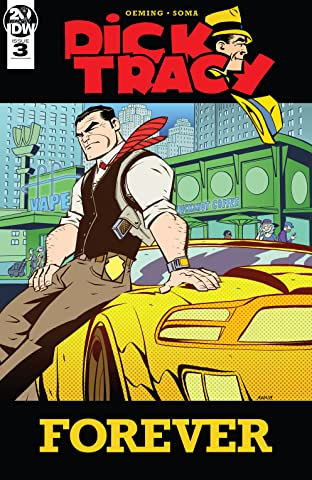 Dick Tracy Forever No.3