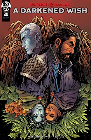 Dungeons & Dragons: A Darkened Wish #4