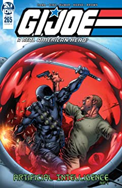 G.I. Joe: A Real American Hero #265