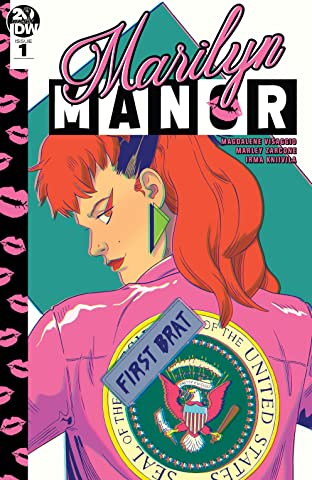 Marilyn Manor #1 (of 4)