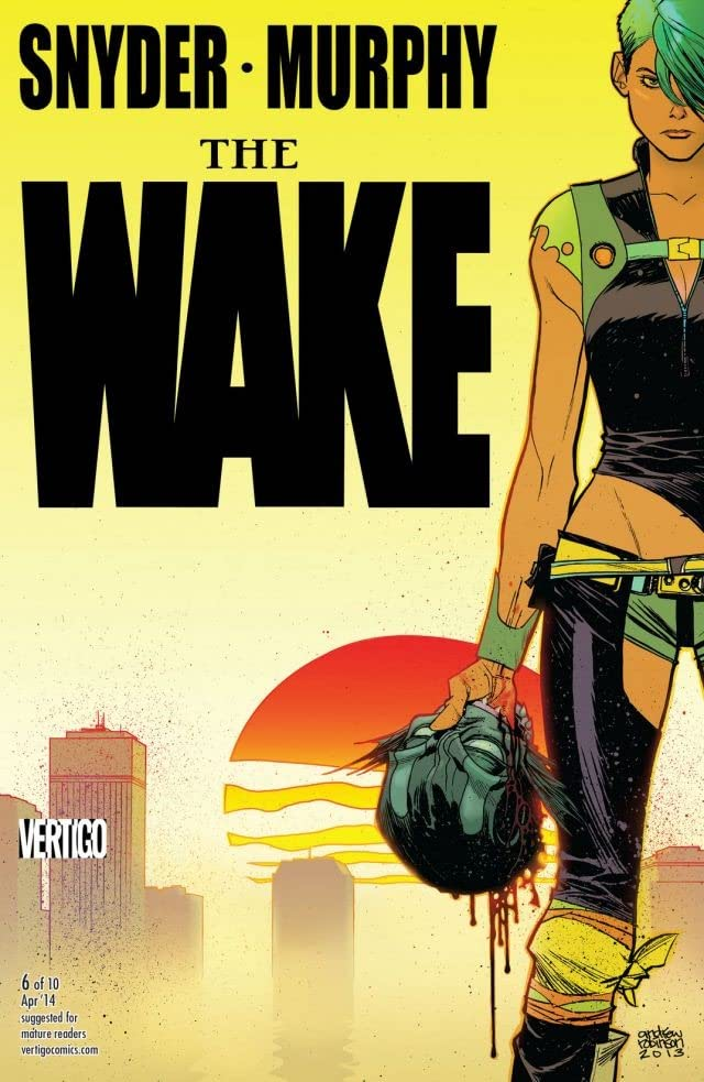 The Wake #6 (of 10)