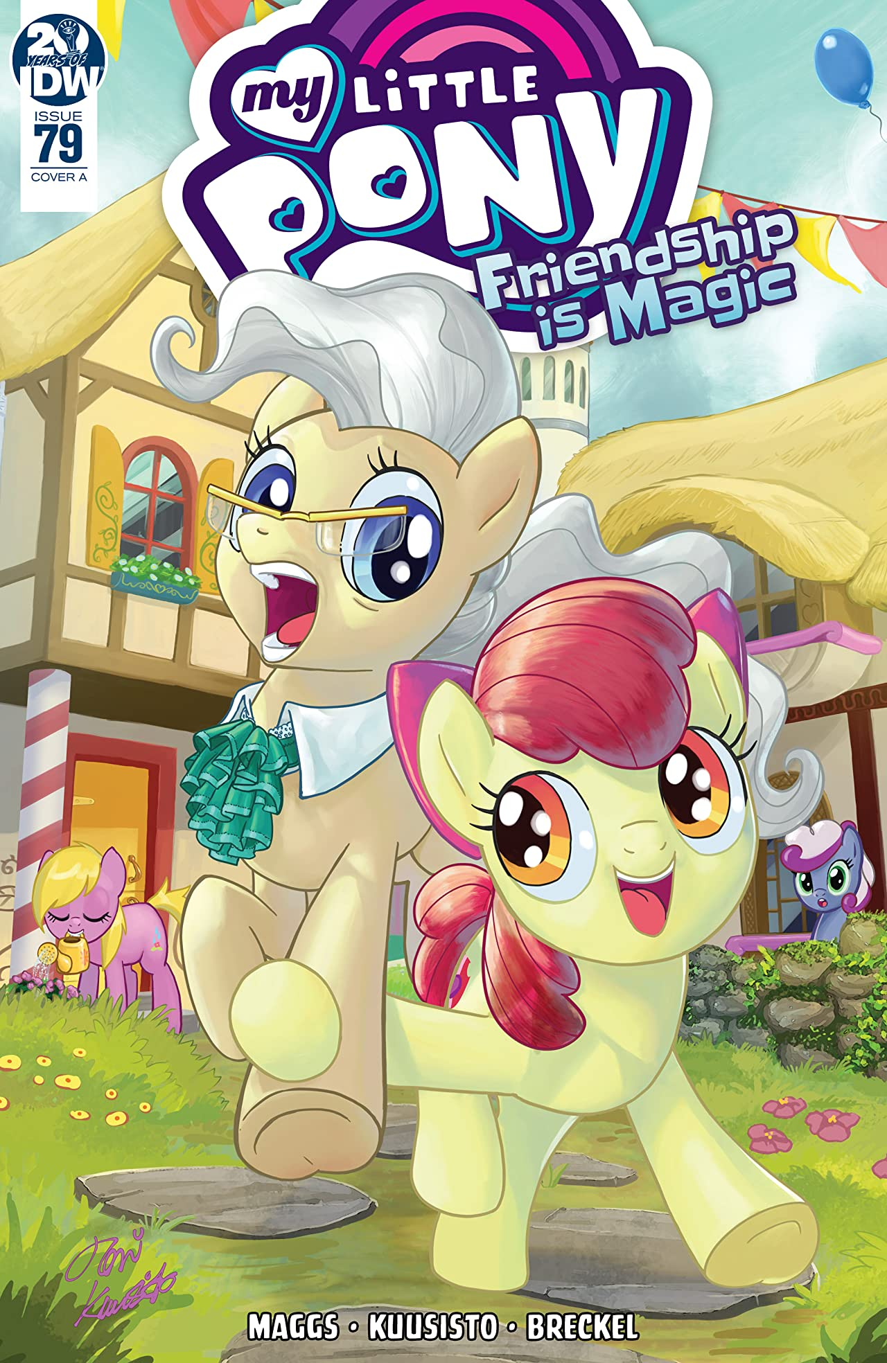 My Little Pony: Friendship is Magic No.79