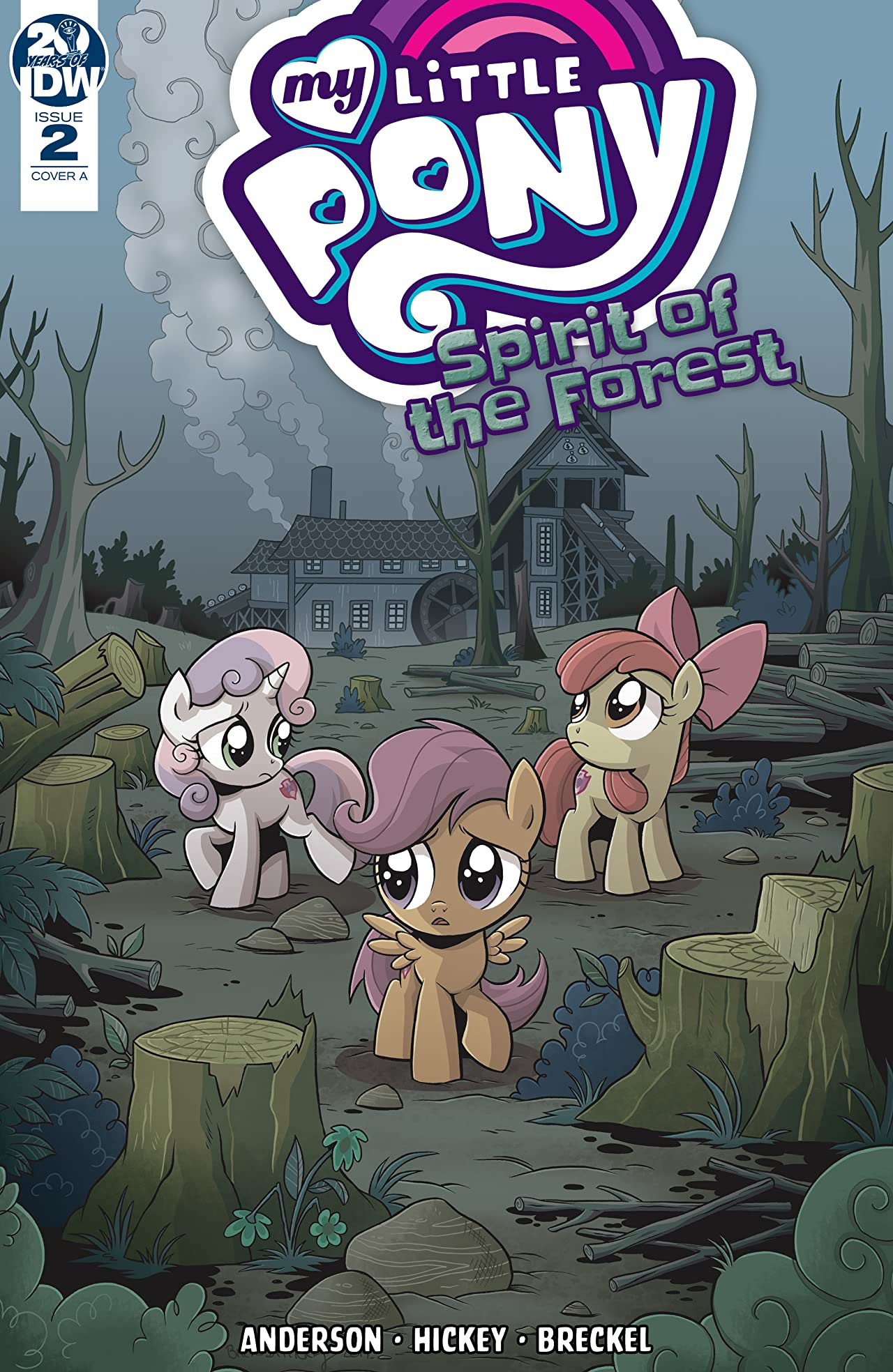 My Little Pony: Spirit of the Forest No.2 (sur 3)